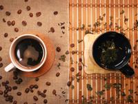 Где больше кофеина — в чае или кофе?