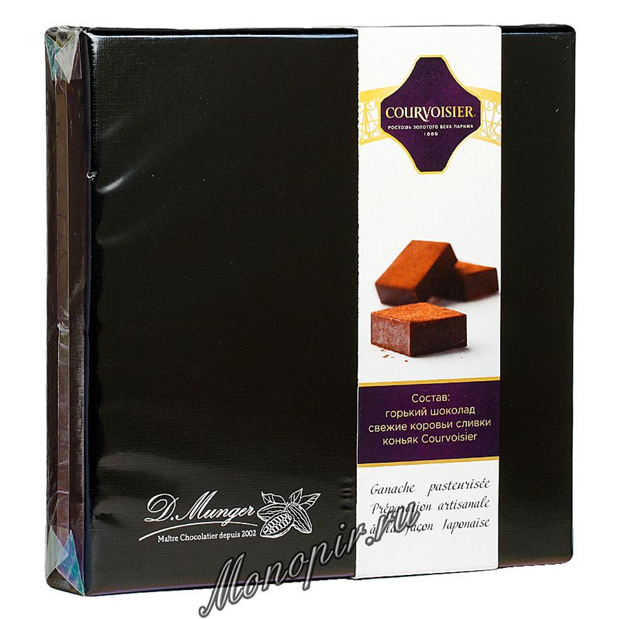 D.Munger Трюфель с Courvoisier на горьком шоколаде 160 гр