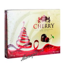 Шоколадные конфеты Carla Вишня в ликере 190 гр