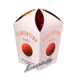 Шоколадные конфеты Флорентийский трюфель 175 гр