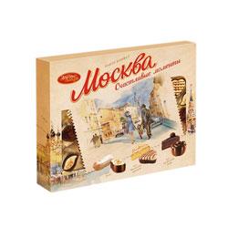 Набор конфет Красный Октябрь Москва Счастливые моменты 177 гр