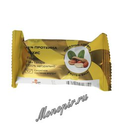 Конфета Jump Premium Протеин с арахисом 28 г