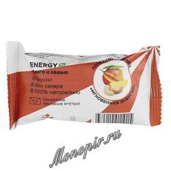 Конфета Jump Premium Energy Манго и кешью 28 г