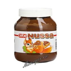 Шоколадная паста Cebe Nussa 750 гр