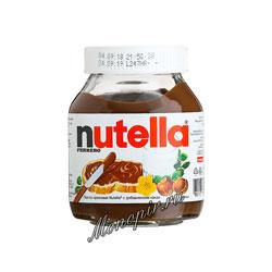 Паста Nutella шоколадная 180 гр