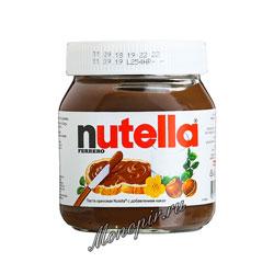 Паста Nutella шоколадная 350 гр
