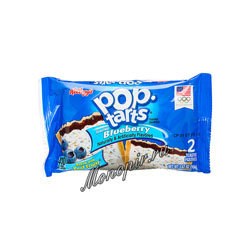 Бисквит Pop-Tarts Blueberry Печенье 104 гр