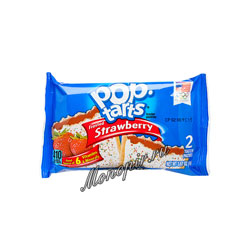 Бисквит Pop-Tarts Strawberry Печенье 104 гр