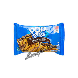 Бисквит Pop-Tarts Chocolate Chip Печенье 104 гр