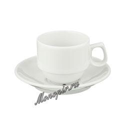 Кофейный набор на 1 персону 2 пр. Евро 75 мл (655-630)