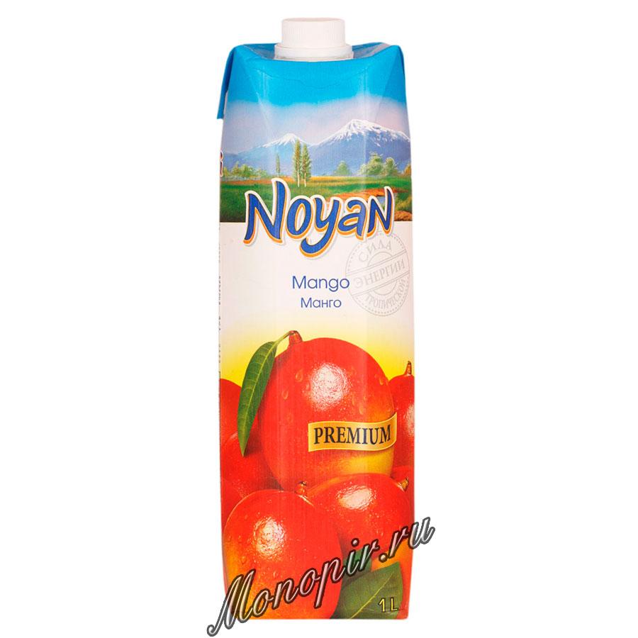 Нектар Noyan Premium Манго 1 л