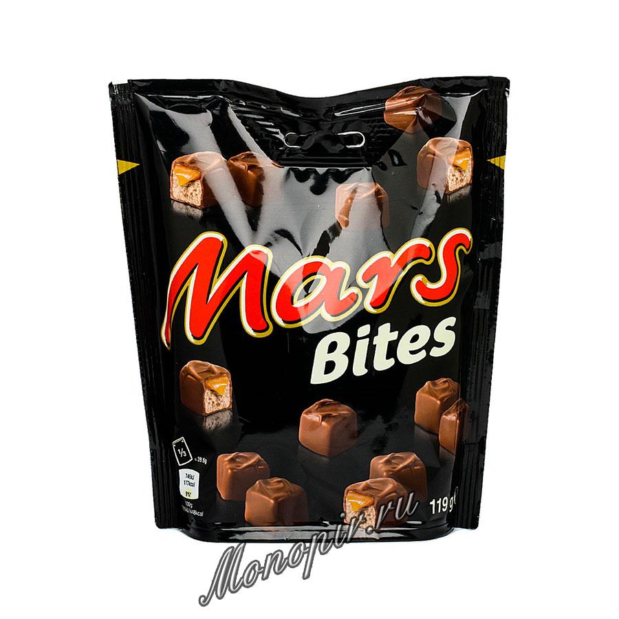Конфеты Mars Bites 119 гр