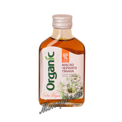 Масло Organic Life Черного тмина 100 мл