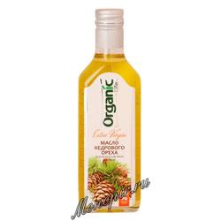 Масло Organic Life Кедрового ореха 250 мл