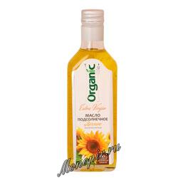 Масло подсолнечное Organic Life Легкое 250 мл