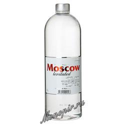 Вода негазированная Moscow levitated 1 л