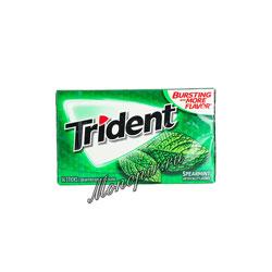 Жевательная резинка Trident Spearmint
