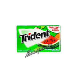 Жевательная резинка Trident Watermelon