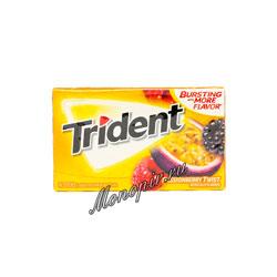 Жевательная резинка Trident Passionberry