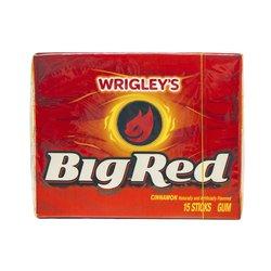 Жевательная резинка Wrigleys BigRed