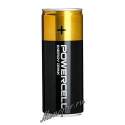 Напиток энергетический Powercell 250 мл