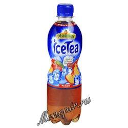 Холодный чай Персик Pfanner Ice Tea Персик 500 мл
