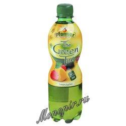 Холодный чай  Pfanner Ice Tea Лимон-Личи 500 мл