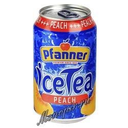 Холодный чай Pfanner Ice Tea Персик 330 мл