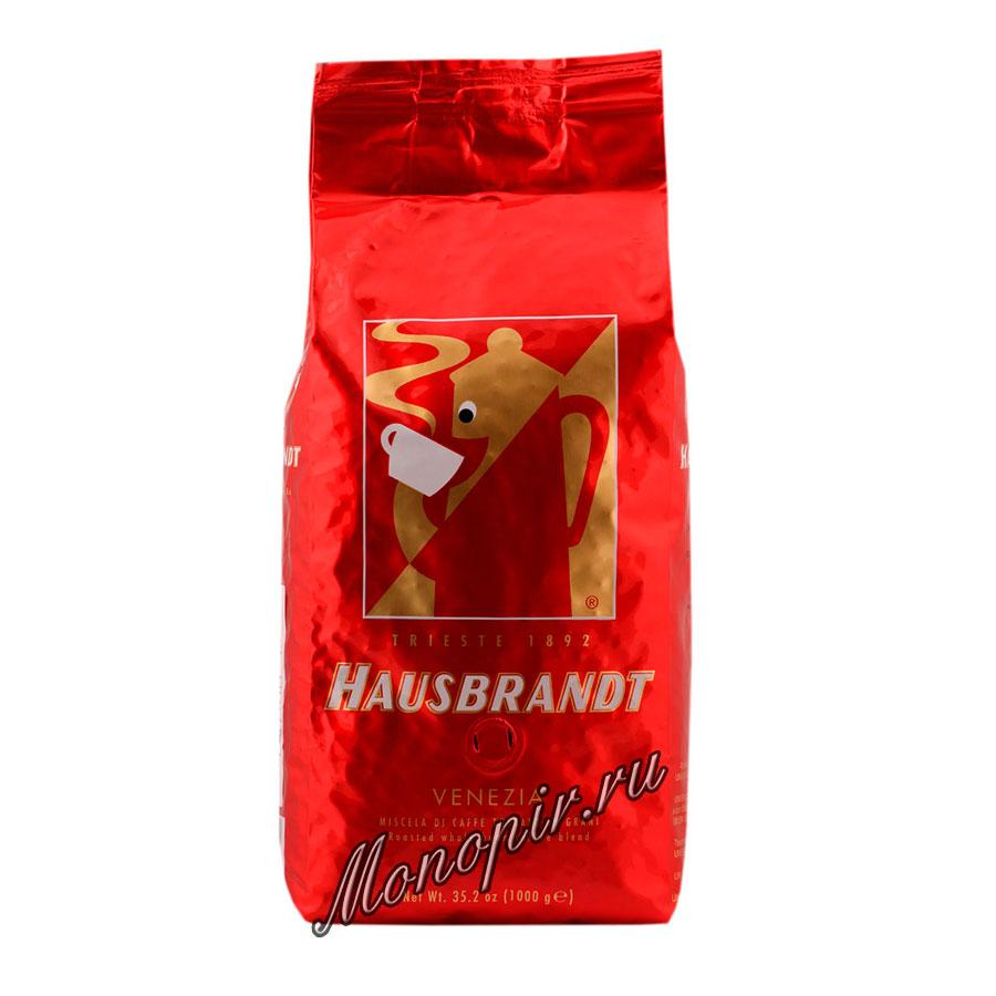 Кофе в зернах hausbrandt academia, упак