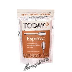 Кофе Today растворимый Espresso 75 гр
