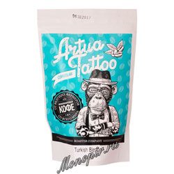 Кофе Artua Tattoo Coffeelab Turkish Blend 19 в зернах 250 г