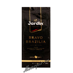 Кофе Jardin в зернах Bravo Brazilia 250 гр