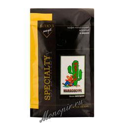Кофе Блюз в зернах Mexico Maragogype 1 кг