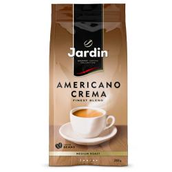 Кофе Jardin в зернах Americano Crema 250 гр