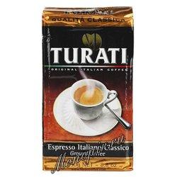 Кофе Turati Classica молотый 250 гр