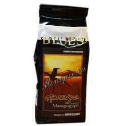 Кофе Блюз в зернах Nicaragua Maragogype 200 гр