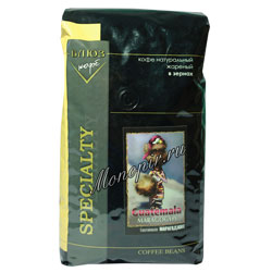 Кофе Блюз в зернах Guatemala Maragogype 1 кг
