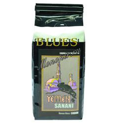 Кофе Блюз в зернах Yemen Sanani 200 гр