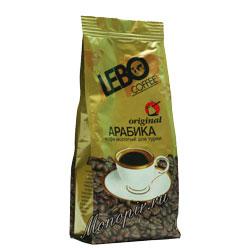 Кофе Lebo молотый Original для турки 100 гр
