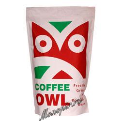 Кофе Owl в зернах Double Shot from Ethiopia 1 кг