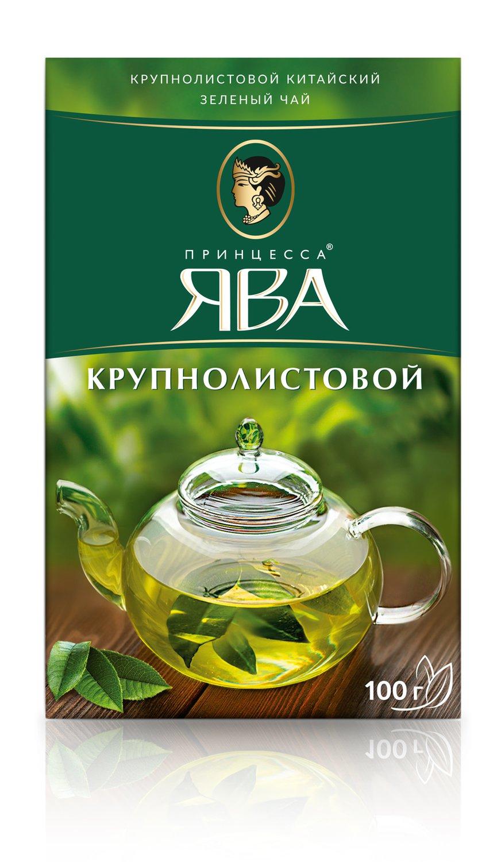 Принцесса Ява Бест Крупнолистовой Зеленый 100 гр