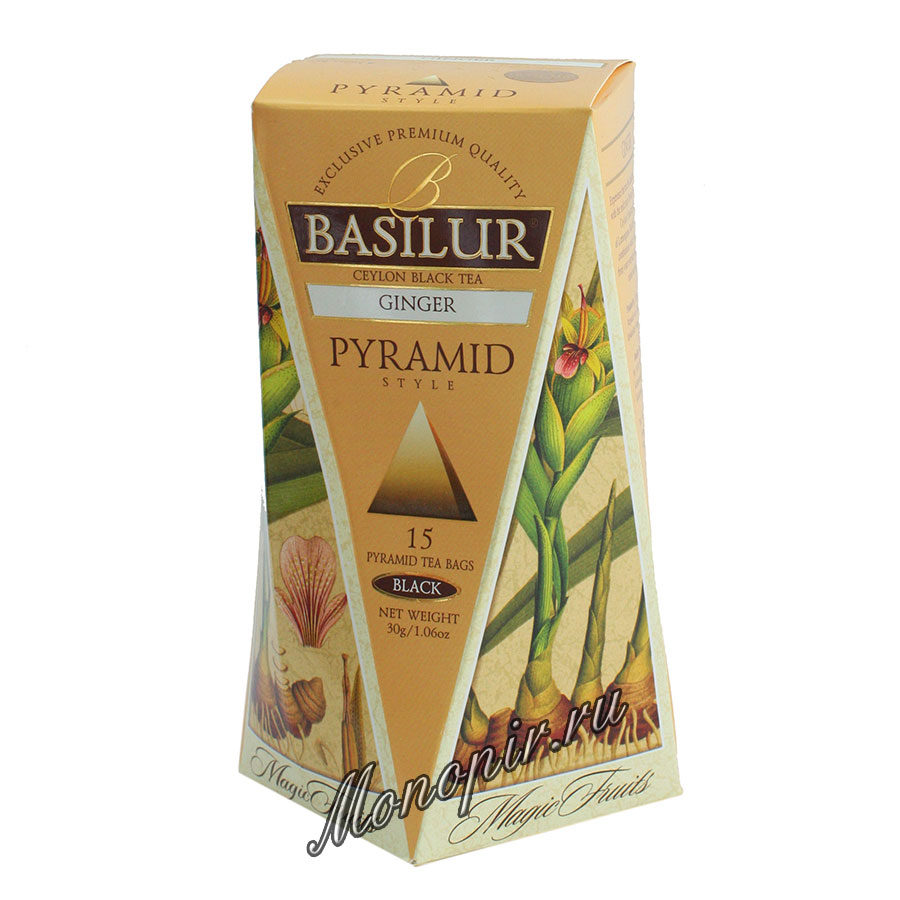 Оптом чай базилур