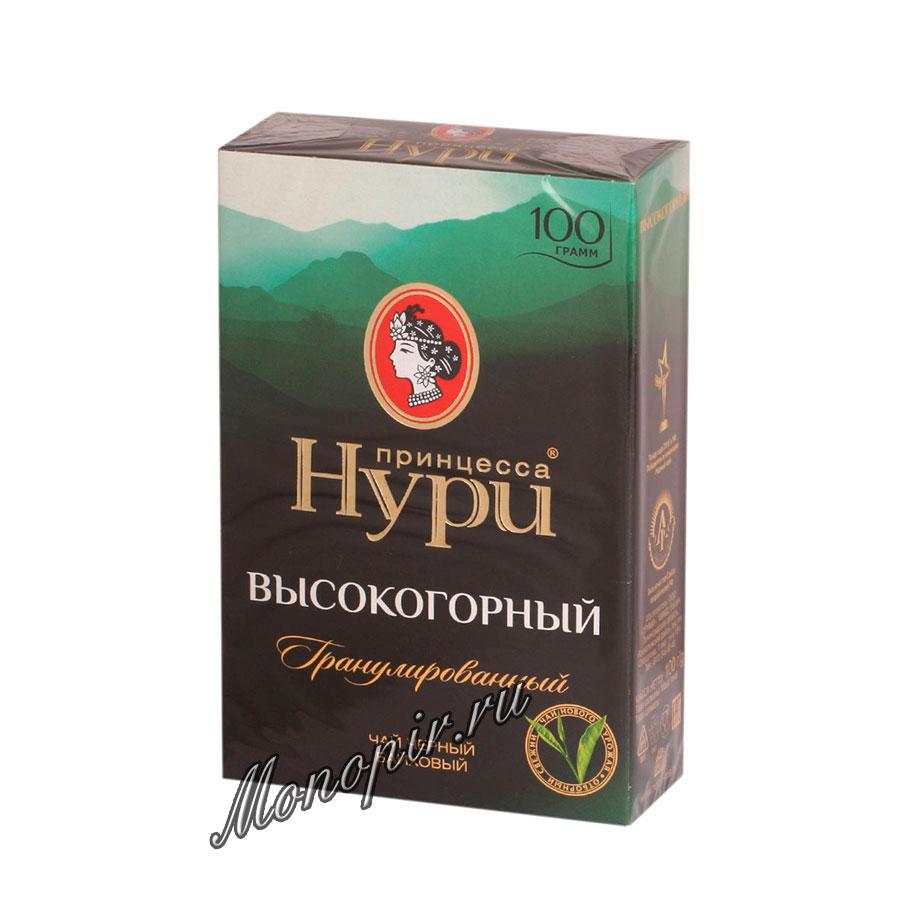 Чай Принцесса Нури Высокогорный Гранулиров 100 гр