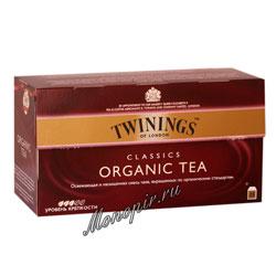 Чай Twinings Органик (25 пакетиков)