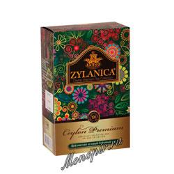 Чай Zylanica Ceylon Premium Green Tea GP1 зеленый 100 гр