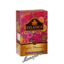 Чай Zylanica Ceylon Premium Super Pekoe черный 100 гр