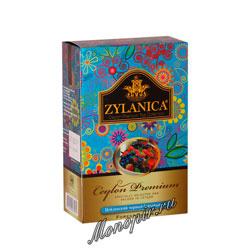 Чай Zylanica Ceylon Premium Лесные ягоды 100 гр