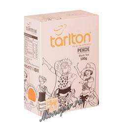 Чай Tarlton черный PEKOE 100 гр