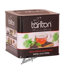 Чай Tarlton Маофен черный 200 гр ж.б.