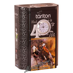 Чай Tarlton Ланцелот черный 200 гр ж.б.